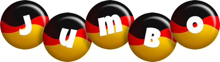 Jumbo german logo