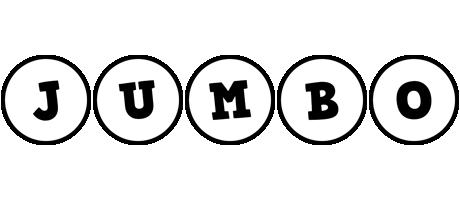 Jumbo handy logo