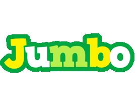 Jumbo soccer logo