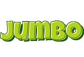 Jumbo summer logo