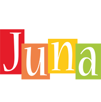 Juna colors logo