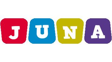 Juna daycare logo