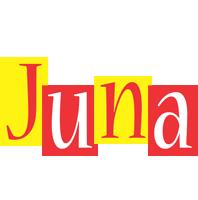 Juna errors logo