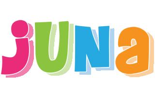 Juna friday logo