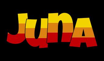 Juna jungle logo