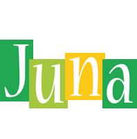 Juna lemonade logo