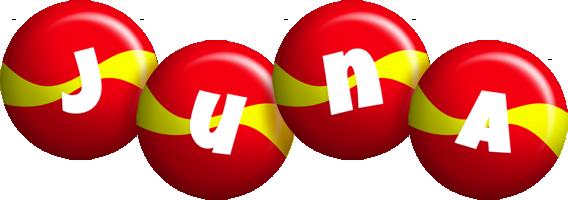 Juna spain logo