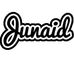Junaid chess logo
