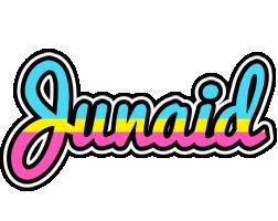 Junaid circus logo