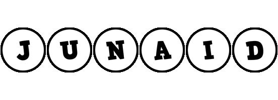 Junaid handy logo