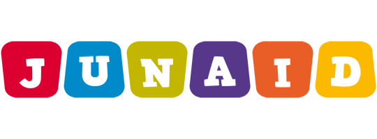 Junaid kiddo logo