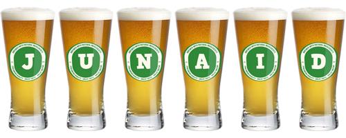 Junaid lager logo