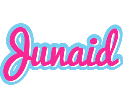 Junaid popstar logo