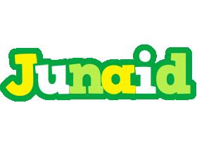 Junaid soccer logo