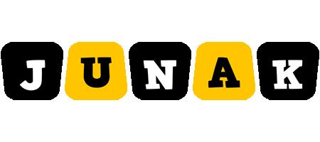 Junak boots logo