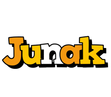 Junak cartoon logo