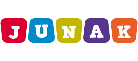Junak daycare logo