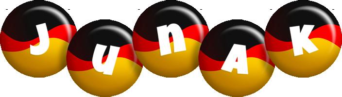 Junak german logo