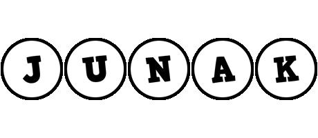 Junak handy logo