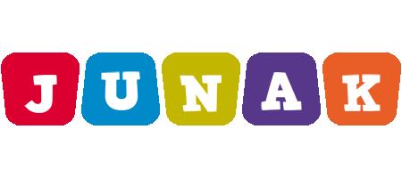Junak kiddo logo