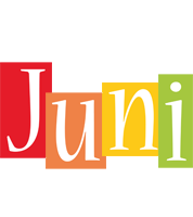 Juni colors logo
