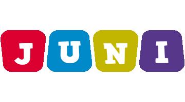 Juni kiddo logo