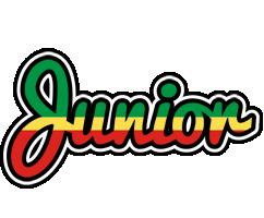 Junior african logo