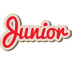 Junior chocolate logo
