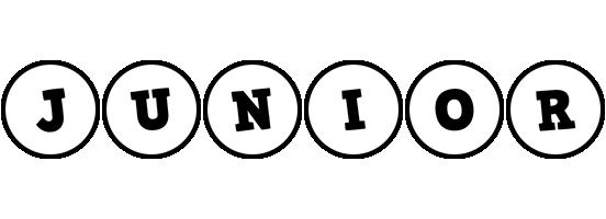 Junior handy logo