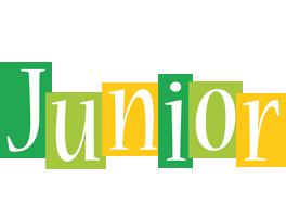 Junior lemonade logo