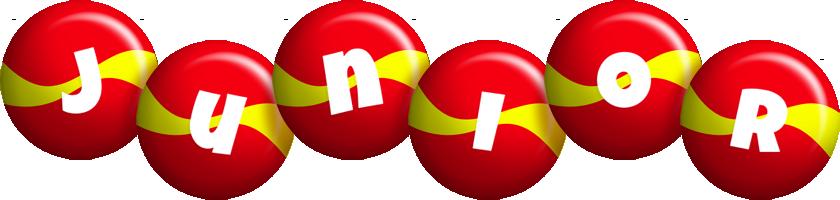 Junior spain logo