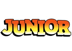 Junior sunset logo