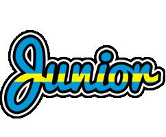 Junior sweden logo