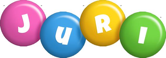 Juri candy logo