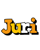 Juri cartoon logo