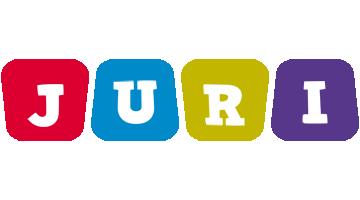 Juri daycare logo