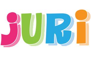Juri friday logo
