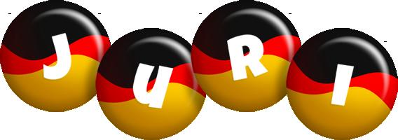 Juri german logo