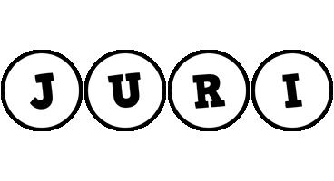 Juri handy logo