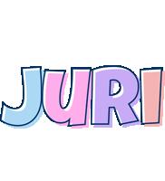 Juri pastel logo