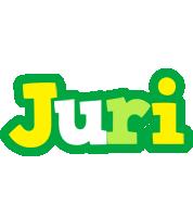 Juri soccer logo