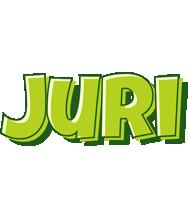 Juri summer logo