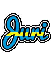 Juri sweden logo