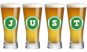 Just lager logo