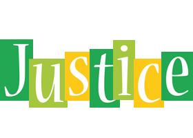 Justice lemonade logo