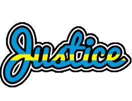 Justice sweden logo