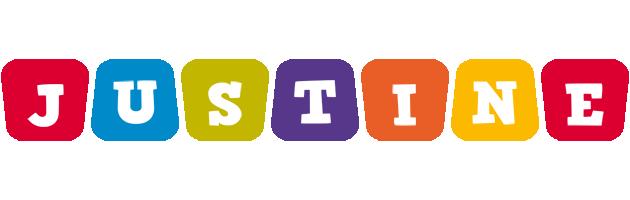 Justine kiddo logo