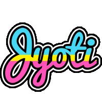 Jyoti circus logo