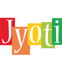 Jyoti colors logo