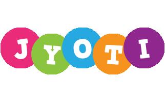 Jyoti friends logo